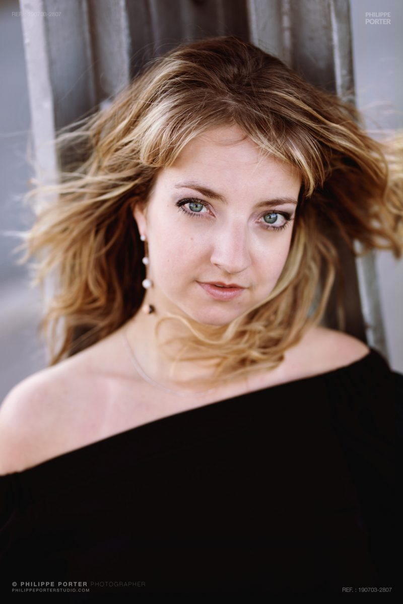 Lise de la Salle pianist HarrisonParrott is an international classical music agency
