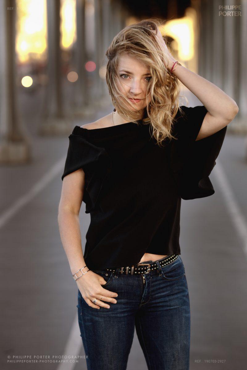 Lise de la Salle pianist HarrisonParrott is an international classical music agency