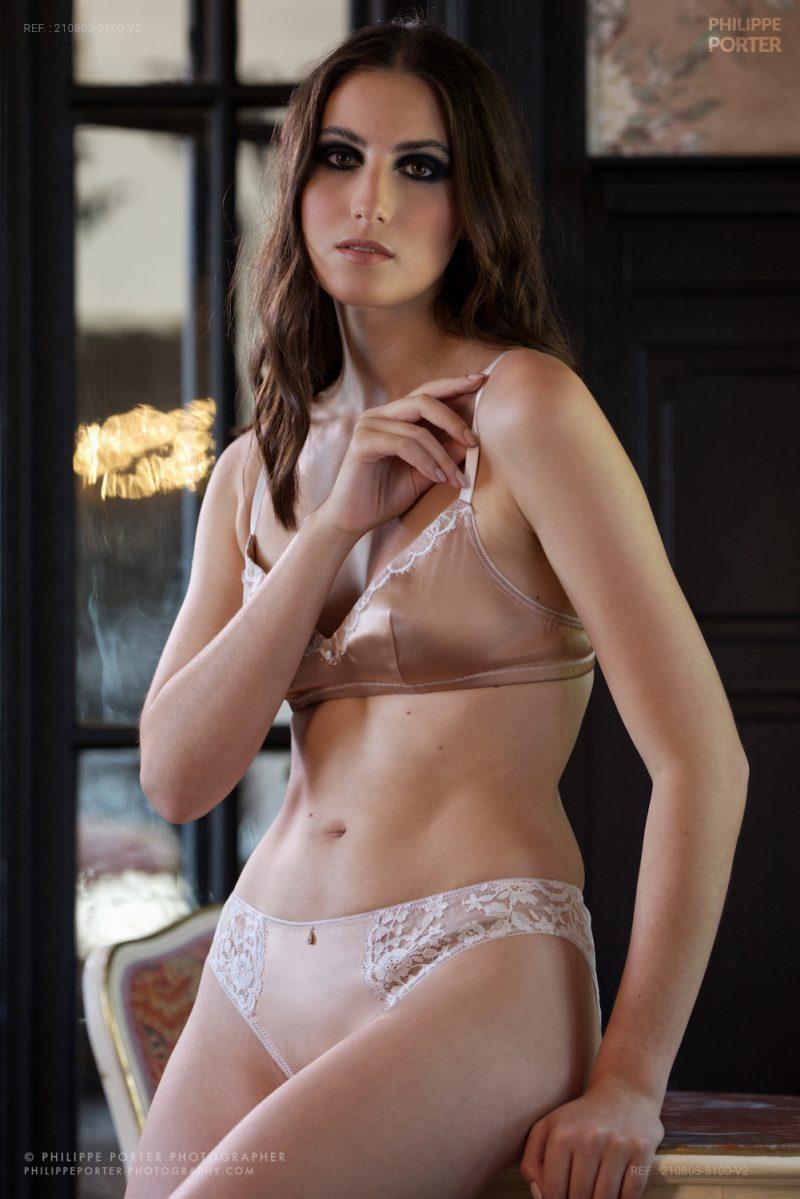 Alixia Cauro Miss Corse 2019 Bucolik' lingerie Nice Philippe Porter photographe