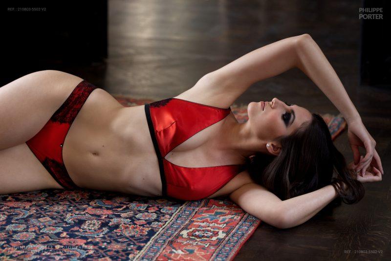 Bucolik' lingerie Nice Philippe Porter photographe